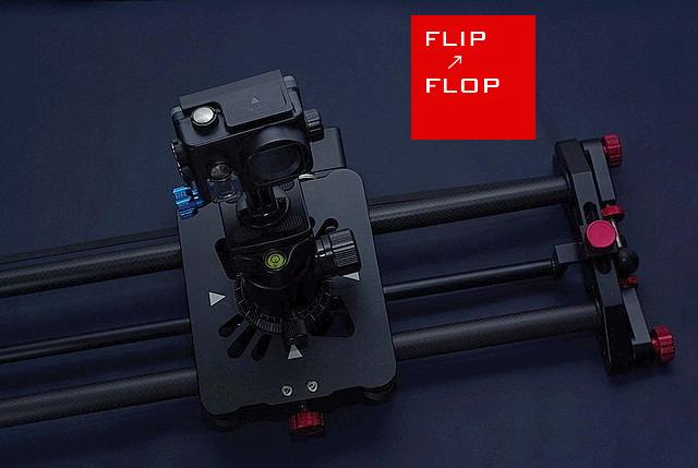 Xinru photographic カーボン電動スライダー 躍進する中国プロ機材