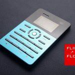 AIEK Q1 Ultra-thin Card Phone 1000円台で買えるカードフォン