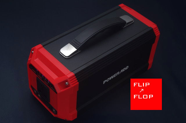 Poweradd ポータブル電源 災害時に家電はどこまで動くのか?