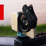 ActyGo AP-008 マクロ&広角レンズ ビッグなレンズでシューティング!