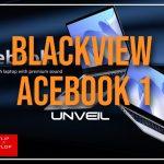 Blackviewの隠し球!USB-Type-C搭載のWindowsノート発表!