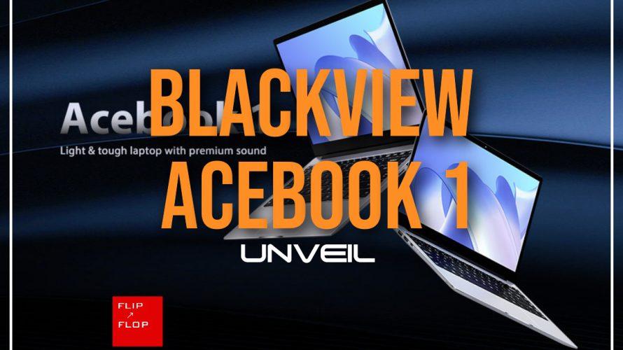 USB-Type-C搭載のBlackviewのWindowsノート発表!