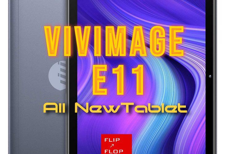 HDMIが接続できる「これでいい」タブレットVIVIMAGE E11